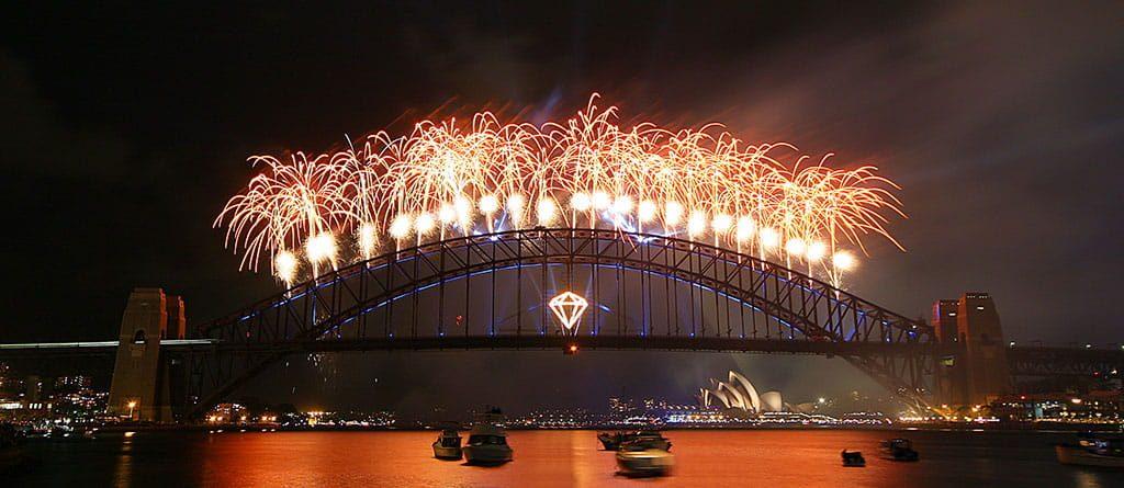 Sydney new years eve cruises