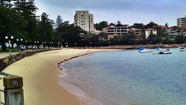 Manly's East Esplanade