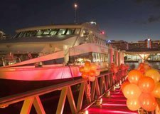 Enjoy New Years Eve onboard Magistic Dinner Cruise on Sydney Harbour