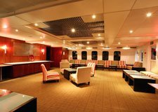 VIP deck on Magistic Cruises